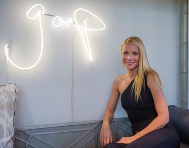 El portentoso batido que desayuna Gwyneth Paltrow es de lujo