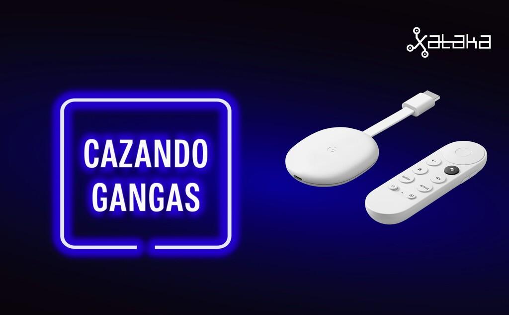 Poco X3 Pro y iPhone 12 a precios de escándalo, el Chromecast con Google TV más barato que nunca y más ofertas: Cazando Gangas