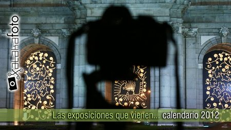 Las exposiciones que nos esperan en 2012