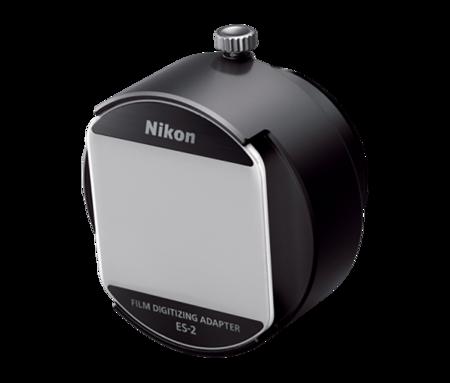La Nikon D850 puede escanear negativos usando un adaptador de digitalización