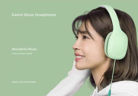 Oferta Flash: auriculares Xiaomi Relaxed por 36,50 euros y envío gratis