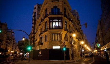 La Apple Store de Valencia abrirá sus puertas el sábado 3 de diciembre