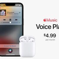 Apple Music estrena su suscripción más económica: un plan de Voz integrado con Siri