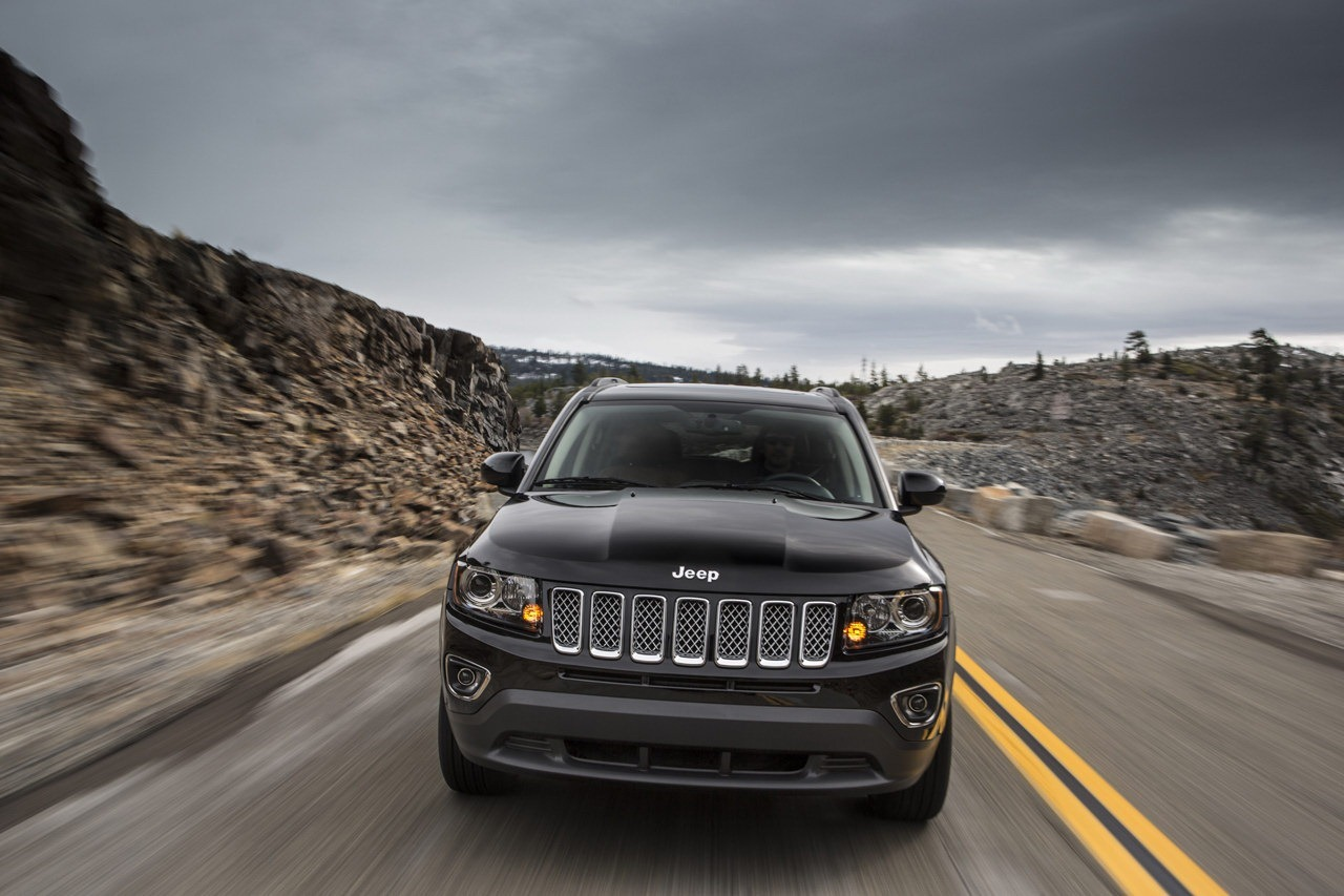 Foto de 2014 Jeep Compass (17/24)