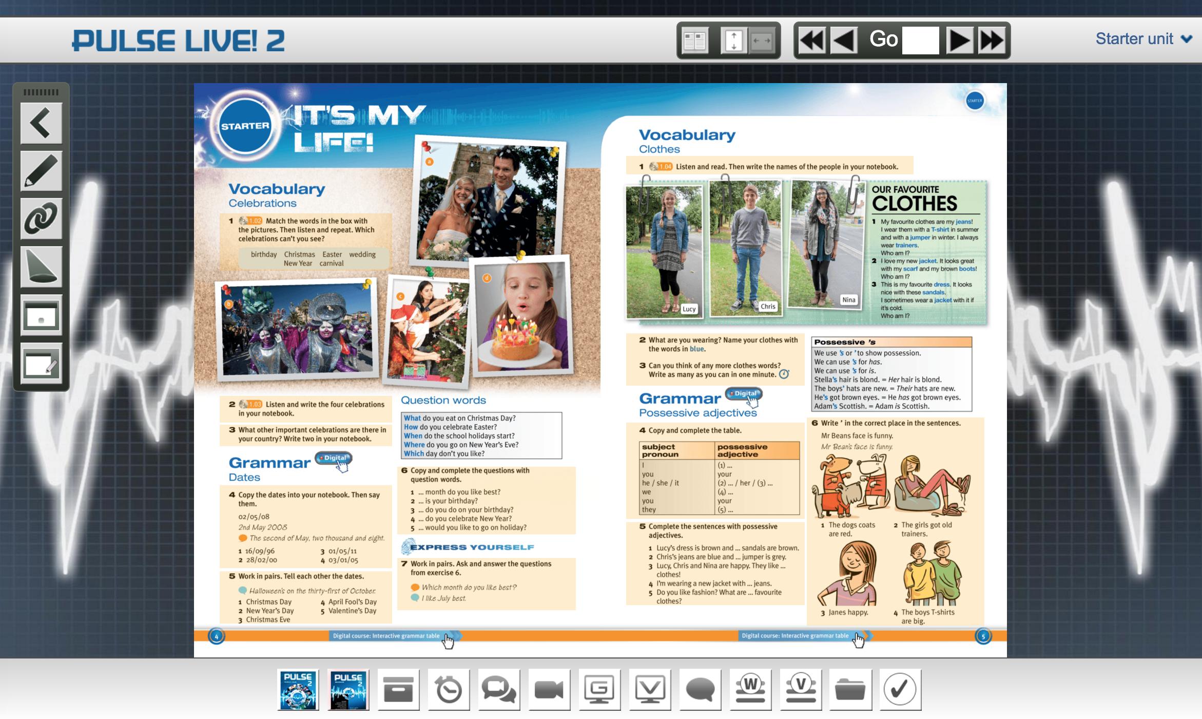 Libro de texto digital