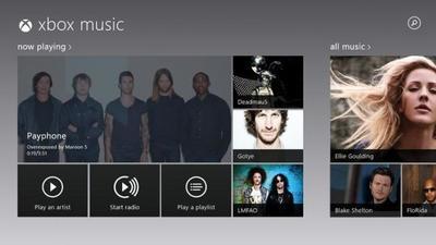 Microsoft actualiza Xbox Music y Xbox Video con interesantes novedades