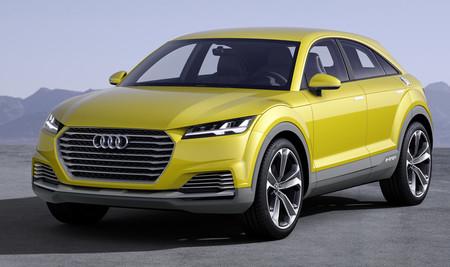 El Audi RS Q4 podría llegar en 2019 con 400 CV