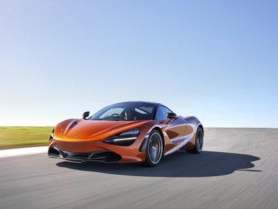 McLaren 720S: el sustituto del 650S estrena V8 de 720 CV y prestaciones de infarto