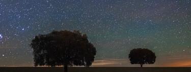 Cómo conseguir más estrellas en nuestras fotografías nocturnas con la ayuda de Adobe Photoshop