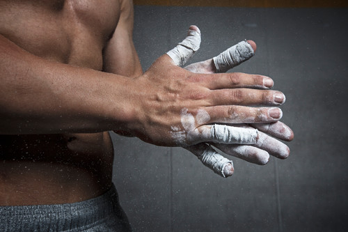 Rutina para ganar fuerza y masa muscular (alta frecuencia en press banca)