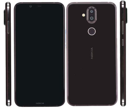 El Nokia 7.1 Plus se presentará el 16 de octubre, y traerá consigo cámaras Carl Zeiss