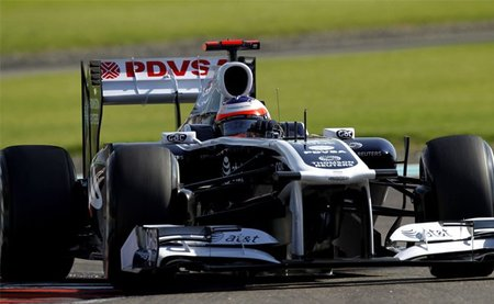 Rubens Barrichello prevee un 2012 mejor para Williams