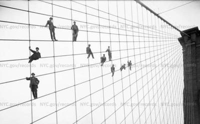 La biblioteca del Ayuntamiento de Nueva York ha publicado on-line más de 800.000 fotografías de su archivo