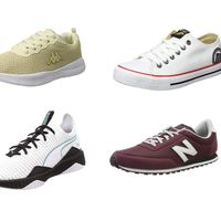 Kappa, Under Armour, Puma, Mustang y New Balance: 5 chollos en tallas sueltas de zapatillas en Amazon