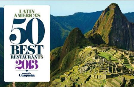 Publicada la lista de los 50 Best de America Latina