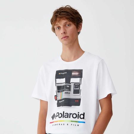 Nostalgia Analogica Pull Bear Y Polaroid Vuelven A Las Instantaneas De Moda Otra Vez