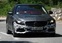 Fotos espía: Mercedes-Benz Clase C 2015