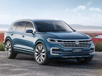 El próximo Volkswagen Touareg se presentará en abril y esto es lo que sabemos hasta ahora