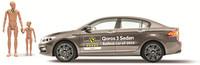 EuroNCAP elige los mejores coches del 2013, y gana el Qoros 3 chino