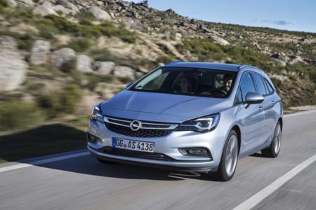 Opel Astra Sports Tourer 2016 toma de contacto