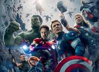 'Vengadores: La era de Ultrón', cartel