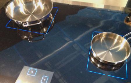 Cocina de inducción Panasonic