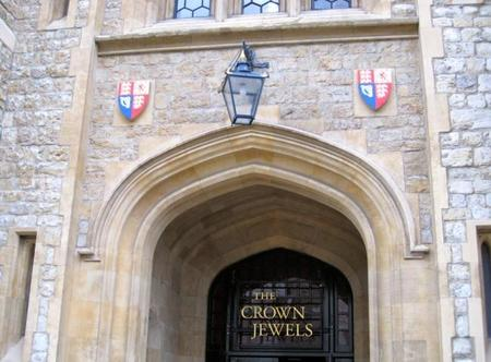 Las Joyas de la Corona en la Torre de Londres