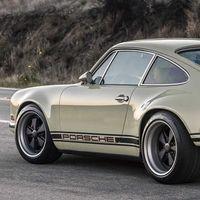 Singer y Williams crean nuevo motor Porsche de aspiración natural y enfriado por aire con 500 hp