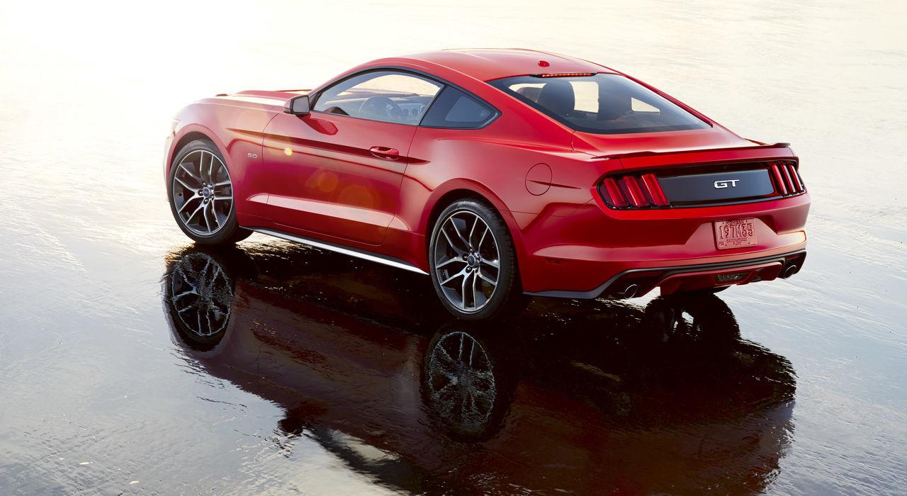 Foto de Ford Mustang 2014 (1/49)
