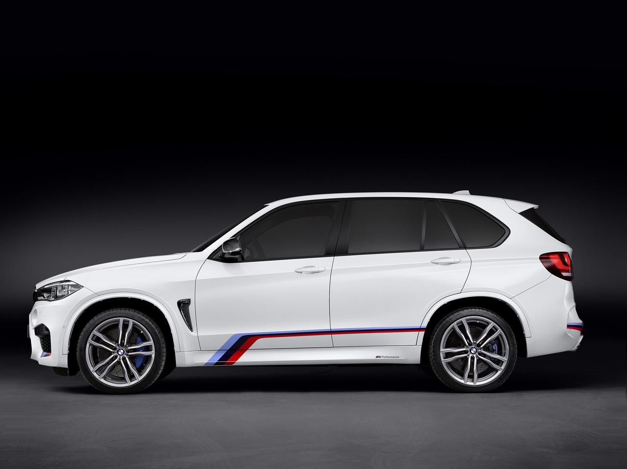 Foto de BMW X5 M y BMW X6 M por M Performance (9/20)