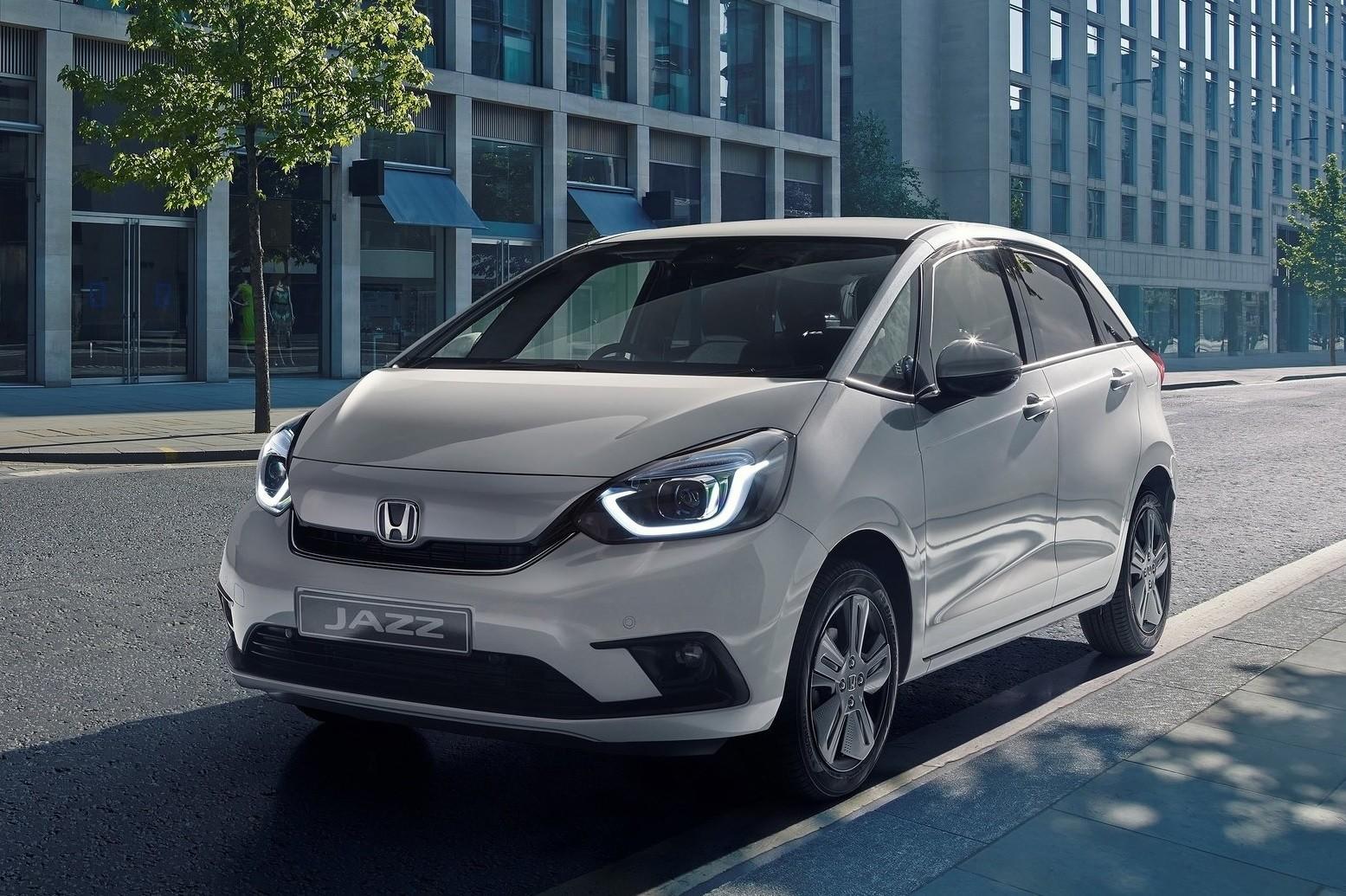 Foto de Honda Fit 2020 (1/9)