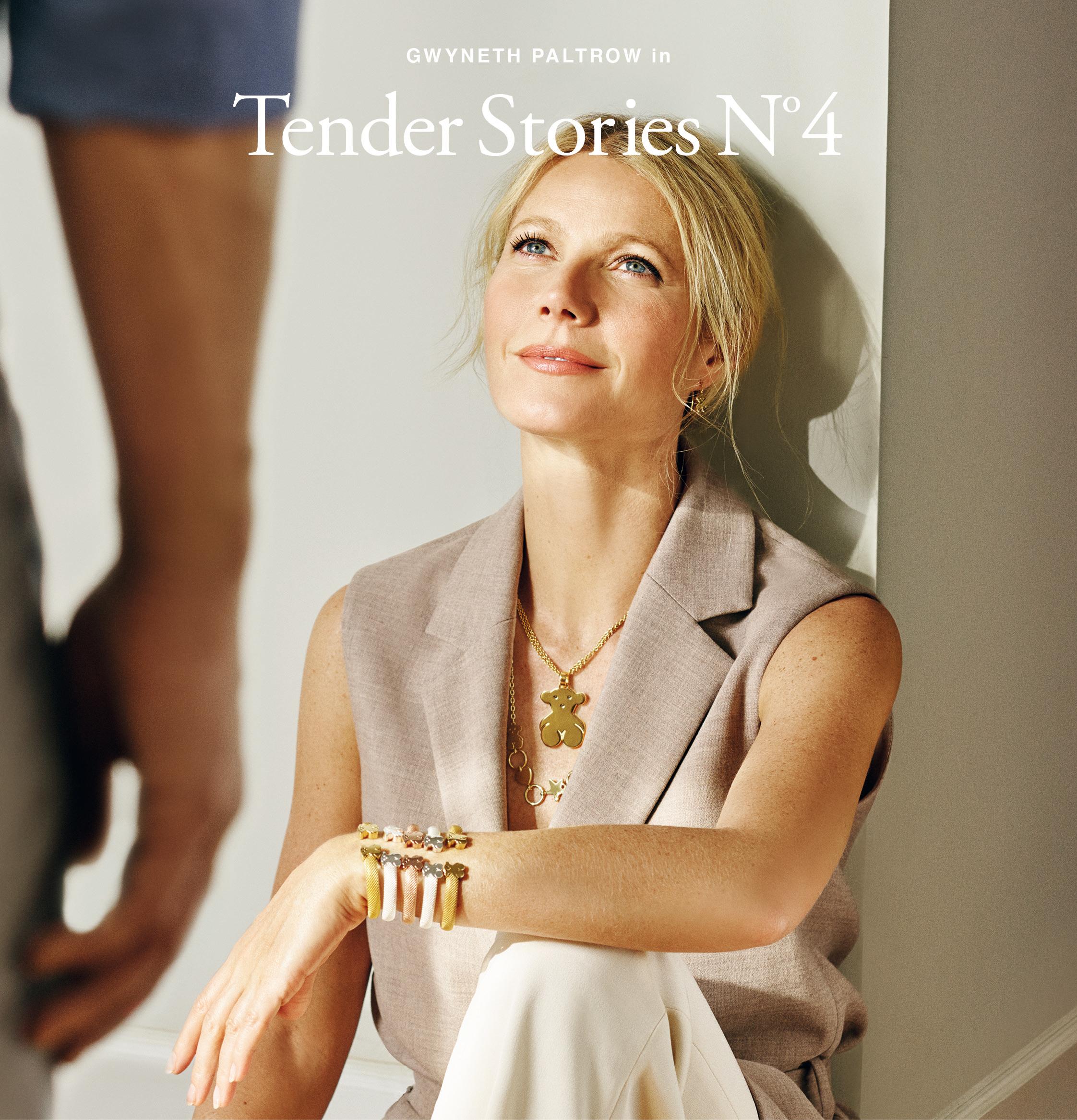 Foto de Ya están aquí las primeras imágenes de Gwyneth Paltrow como flamante imagen de Tous (8/9)