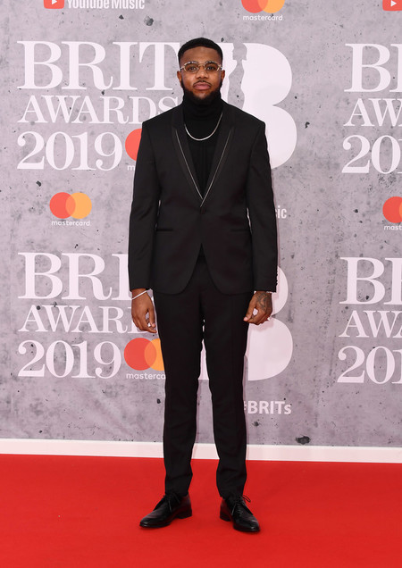 Ramz The Brit Awards 2019 Red Carpet Arrivals