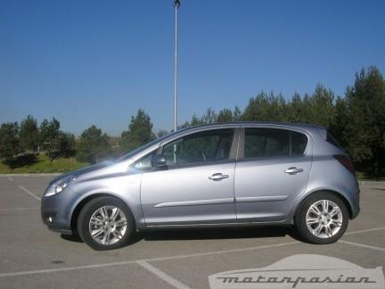 Prueba: Opel Corsa 5p (parte 4)