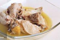 Receta de pollo en escabeche