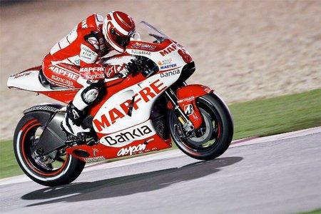 Héctor Barberá es la mejor Ducati de MotoGP