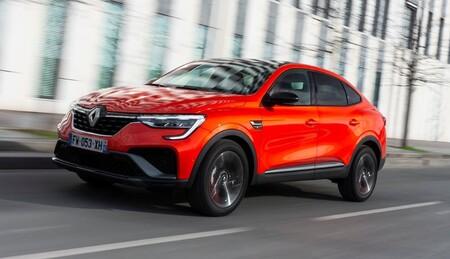 Renault Arkana híbrido 2021