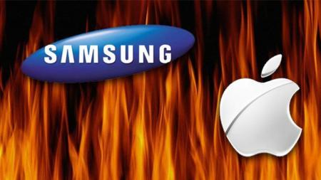 Guerra Apple Samsung