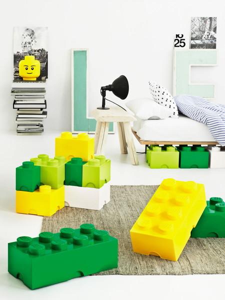 Color en la habitación