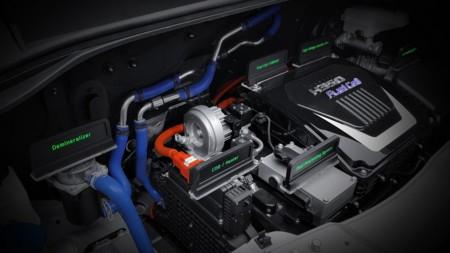 Hyundai H350 Pila Combustible