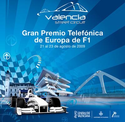 A la venta las entradas para el GP de Europa 2009