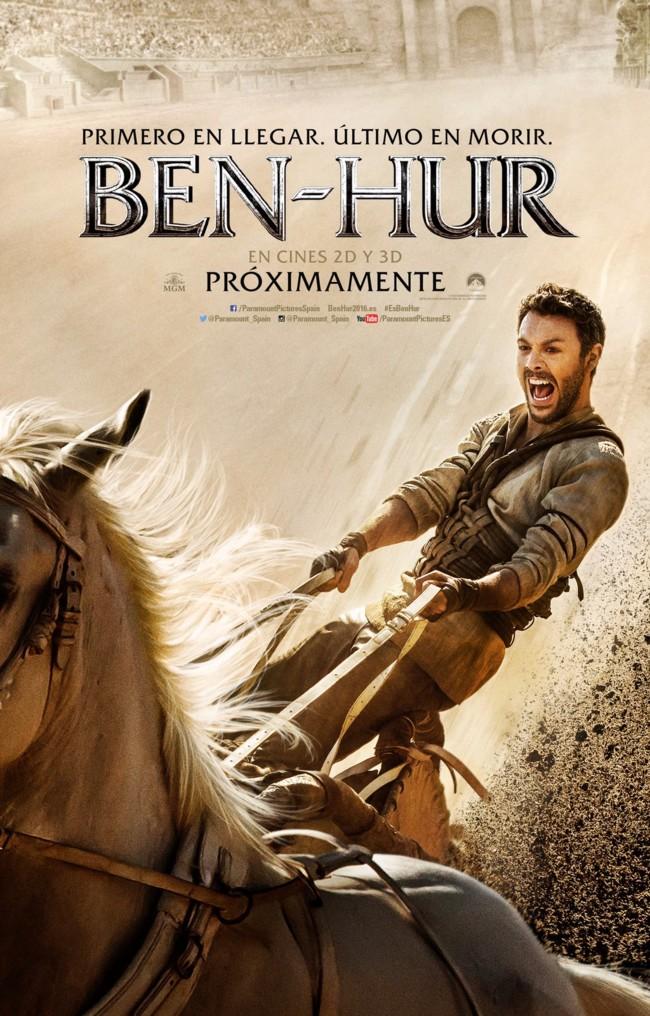 Teaser póster de Ben-Hur