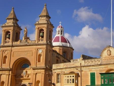 Iglesia Malta Marsaxlokk