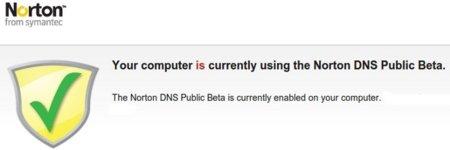 NortonDNS, filtrado de direcciones de la mano de Symantec