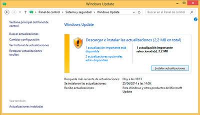 Windows Update a fondo: actualizar tu equipo para que no deje de ser tu equipo