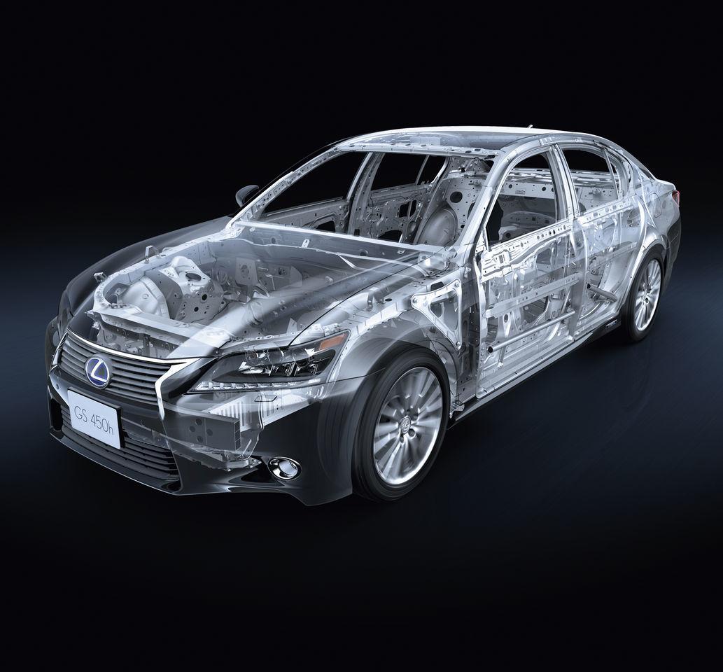 Foto de Lexus GS 450h (2012) (46/62)