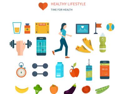 Claves para crear una vida saludable