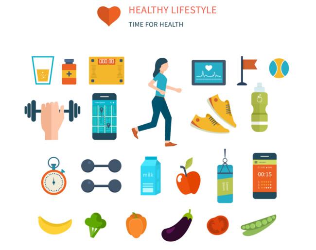 como podemos mantener una vida saludable
