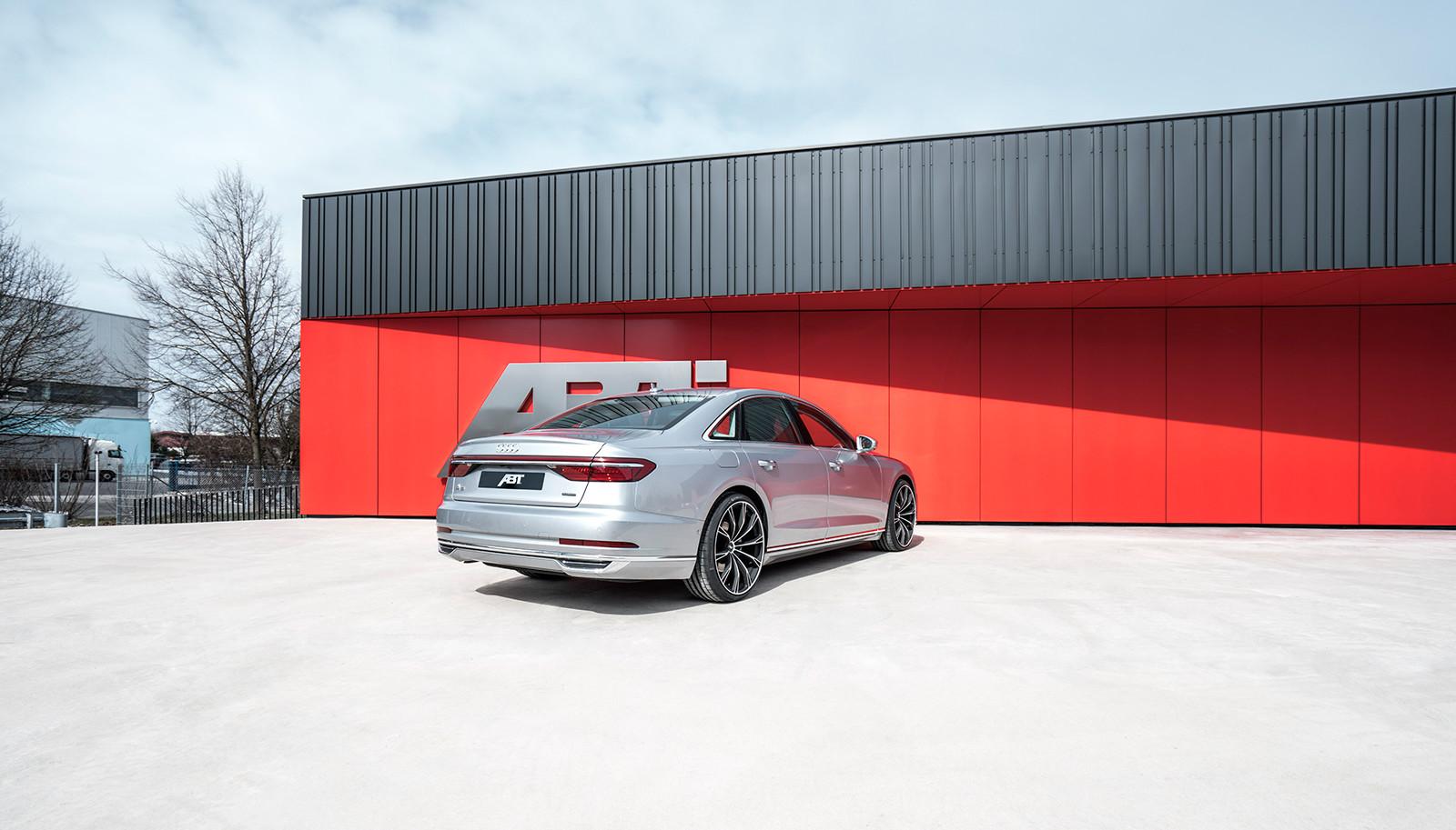 Foto de ABT Audi A8 (3/14)