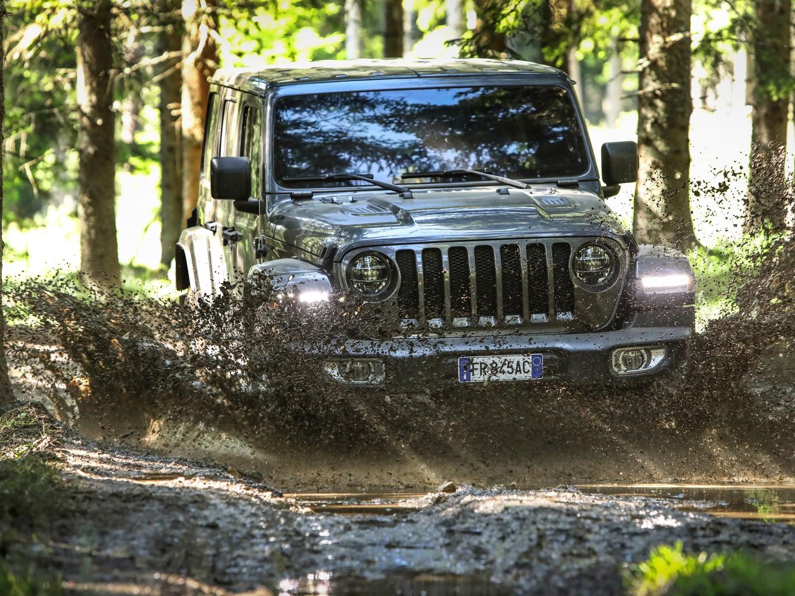 Foto de Jeep Wrangler Sahara (12/15)